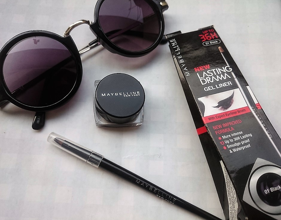 maybelline gel liner black